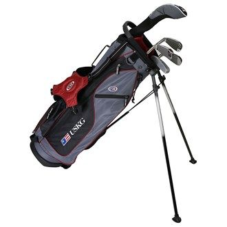 US Kids Golf US Kids Boys UL-60 Inch 5 Club Package Set 2016 The Ultralight set is designed for the beginner to intermediate player. The flexible shafts with the right club head weight and design help the developing player get the ball up in the air with ease.  http://www.MightGet.com/january-2017-11/us-kids-golf-us-kids-boys-ul-60-inch-5-club-package-set-2016.asp