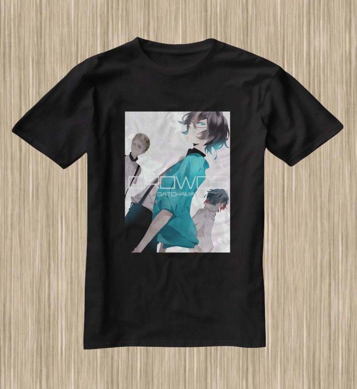 Gatchaman Crowds Anime Manga T Shirt 03 #GatchamanCrowds #Anime #Tshirt