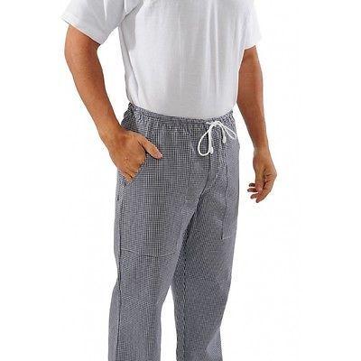 Siete pronti per il cambio di stagione? Pantalone Pantaloni Pantalaccio da Lavoro Uomo Chef Cuoco Abbigliamento Abiti