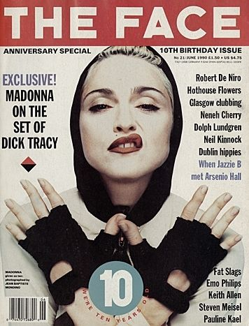 Madonna's Magazine Covers: A Cover Girl Tour As Madonna Nears 50