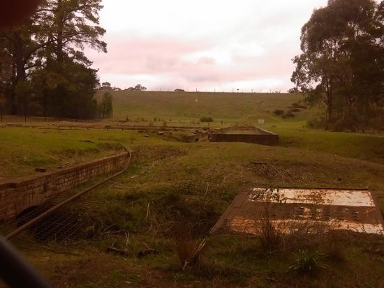 Bendigo - No7 Dam Cistern