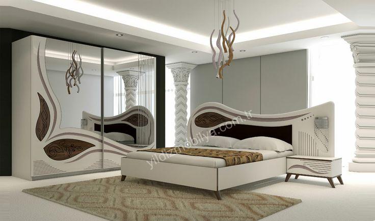 Resital Yatak Odası En Güzel Yatak Odası Modelleri Yıldız Mobilya Alışveriş Sitesinde #bed #bedroom #avangarde #modern #pinterest #yildizmobilya #furniture #room #home #ev #young #decoration #moda       http://www.yildizmobilya.com.tr/