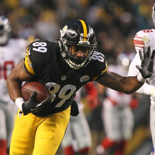 Steelers Draft Winners: Tight-Ends Jesse James and Xavier Grimble