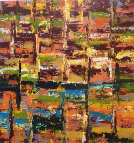 IRENE NAMOK - Red Dirt Scrub in20120307 - Emerge Art Space