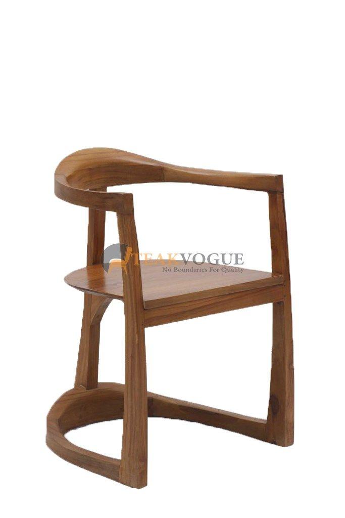 Banjosa Dining Chair Modern Teak Wood Dining Chairs Malaysia