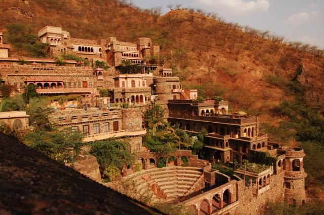 Have a Regal Stay at These Opulent Palace Hotels in India: Other Palace Hotels in Rajasthan