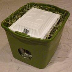 Feral Cat Shelter Program - Roughneck Homes