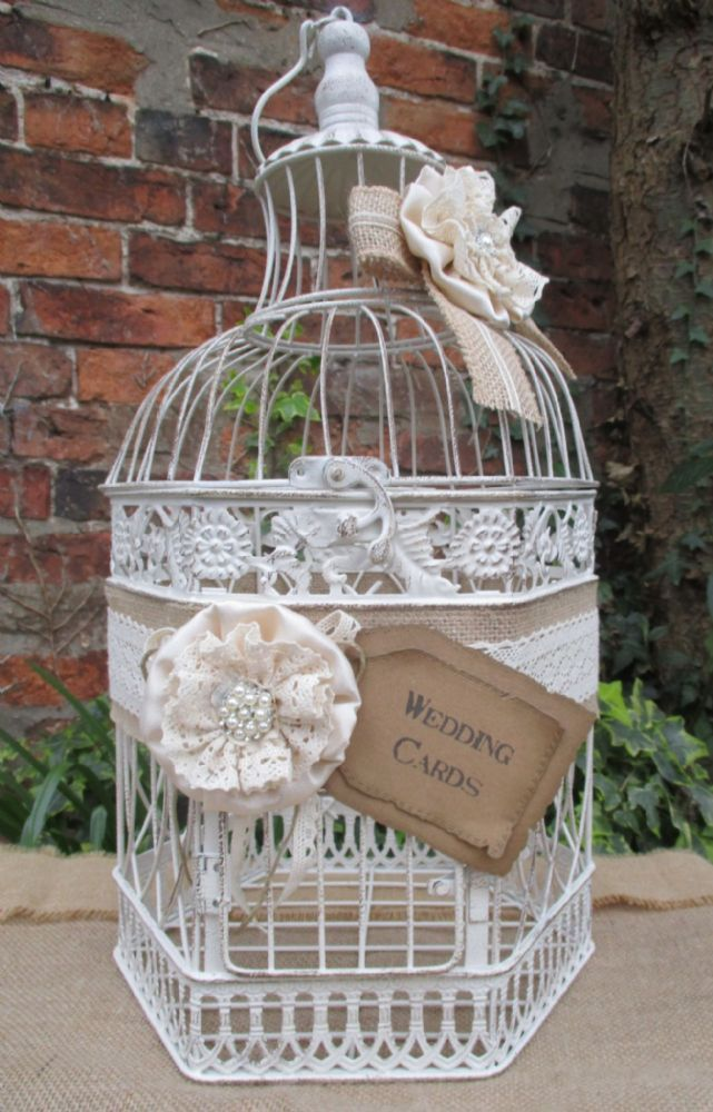 wood wedding card holders%0A Round Metal Vintage Style Birdcage Wedding Card Holder Post Box Size  Details Approx   cms high x