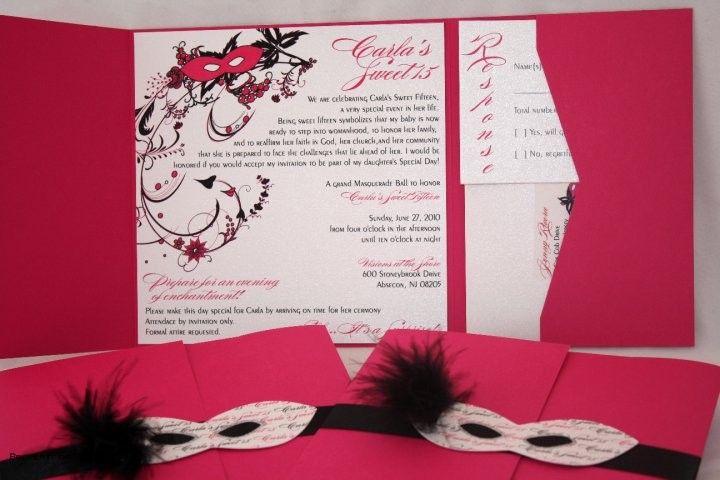 Masquerade Wedding Invitations: 41 Best Symphony & Music Invitations Images On Pinterest