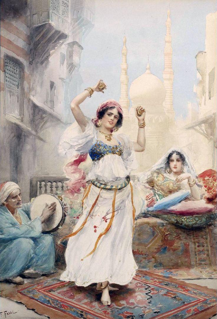 уже через арабские танцовщицы золотого века фото пожалуй, самая распространенная