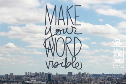 Make Your Word Visible
