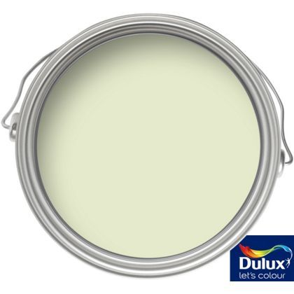 Dulux Standard Soft Apple - Matt Emulsion Paint - 5L at Homebase -- Be inspired and make your house a home. Buy now.