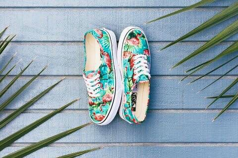Vans Authentic Van Doren Flamingo 16990.-