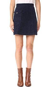 New Ryder Claire Cord Skirt online. Find great deals on Beth Richards Clothing from top store. Sku yktv18169czda92996