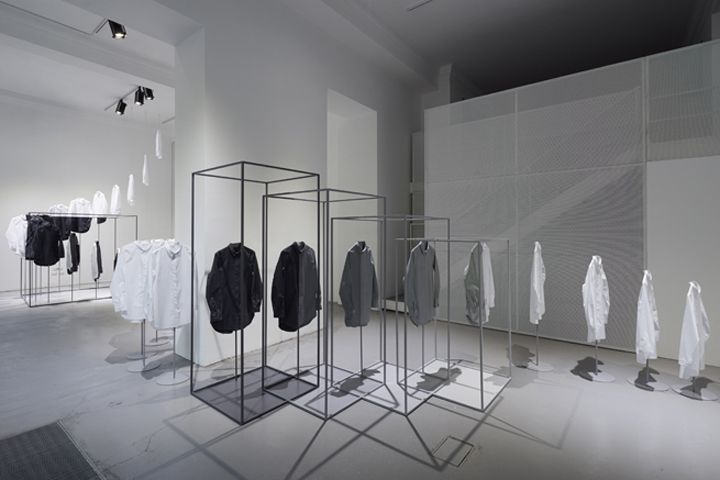 COS fashion brand installation by Nendo Milan Italy 14  COS fashion brand installation by Nendo, Milan   Italy