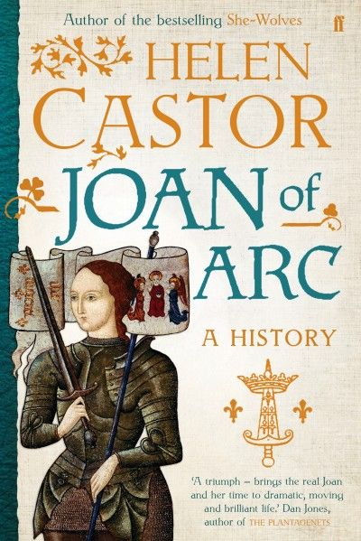 Joan of Arc: A History by Helen Castor. Fresh from telling the story of England's queens before Elizabeth in her bestseller She-Wolves, acclaimed historian and broadcaster Helen Castor tells the story of Joan of Arc as you have never read it before.