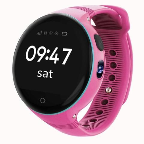 Kids Smart Watch Phone SIM GPS Watch Waterproof