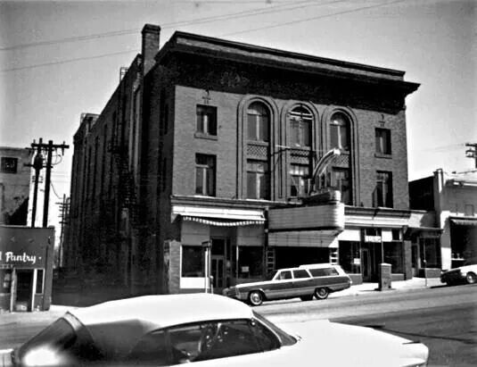 Ogden Theater was located at 420 25th St., Ogden, Utah.