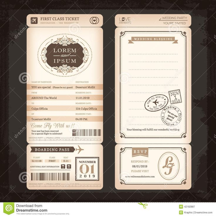 old style airline tickets - Google Search