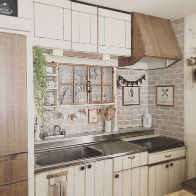 キッチンカウンターから100均収納まで マネしたいdiy実例52選 Home