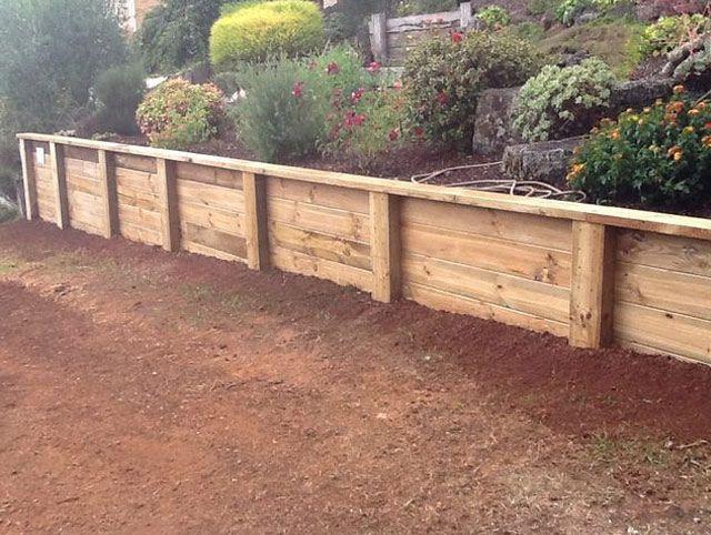 Retaining Walls – Garden Effects – Landscaping Mornington Peninsula
