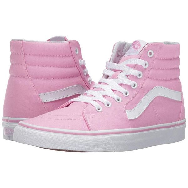 d9075f8d611f40 VANS SK8-Hi - (Canvas) Prism Pink  shop-mg ZP-7213524-634218  -  39.99    Vans Shop