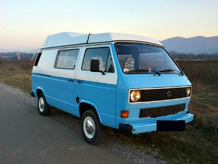 Just Kampers will help you keep any Volkswagen van and Beatle alive.