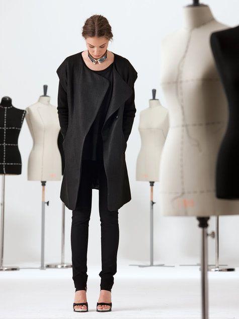 Illusion Jacket 10/2012 - just got the pattern