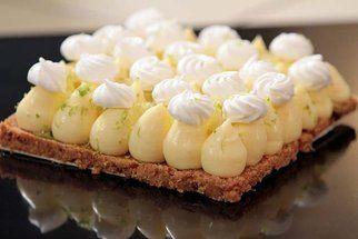 La recette de la tarte au citron de C Michalak