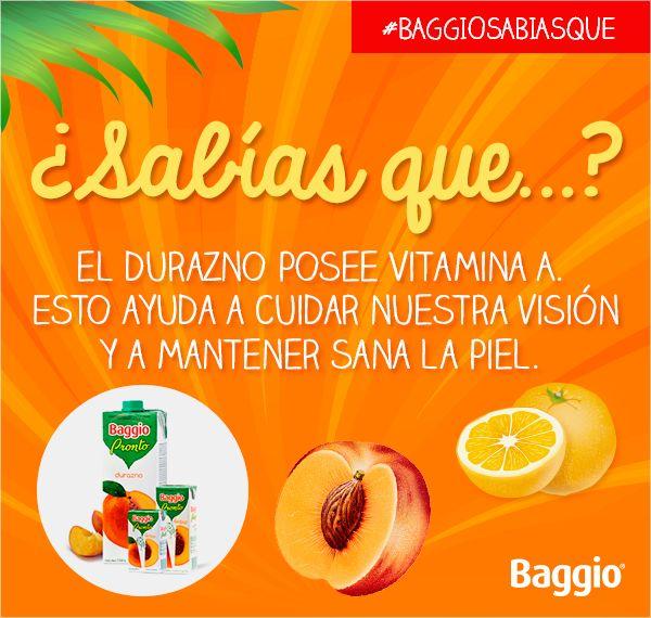 #BaggioJugos
