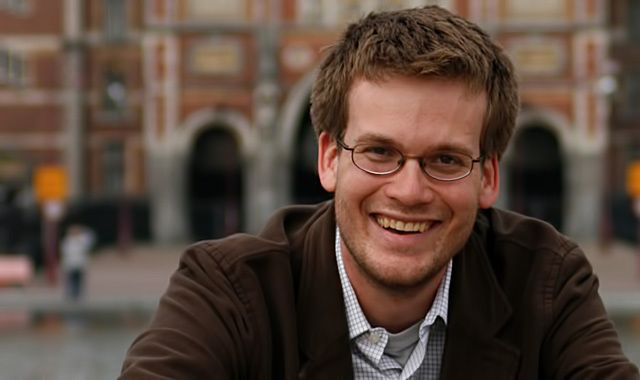 John Green: an honest voice helping to define the young-adult literature market. http://the8percent.com/john-green-an-honest-voice/