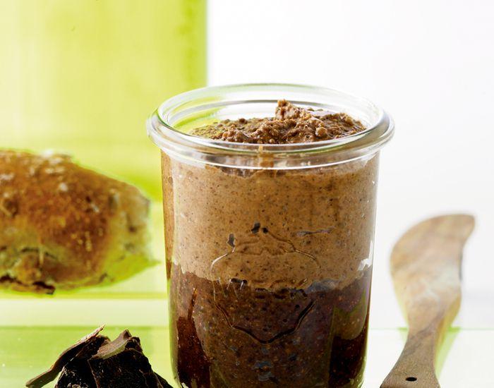 Prøv denne oppskriften på sjokoladepålegg som kan holde seg 10 dager i kjøleskapet - den er uimotståelig !