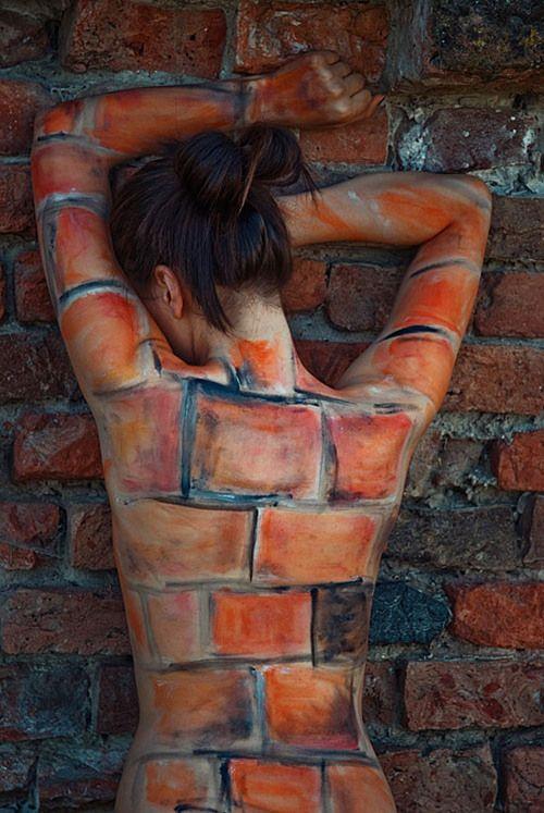 Body Painting #bodypainting, #bodyart, #pinsville