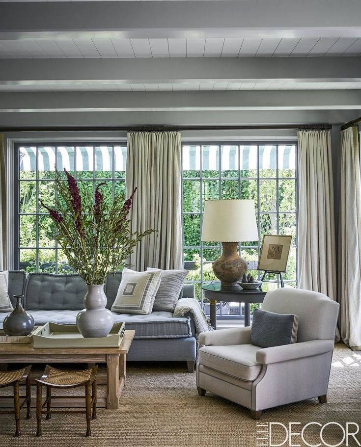 interior decoration how to choose curtains for living room