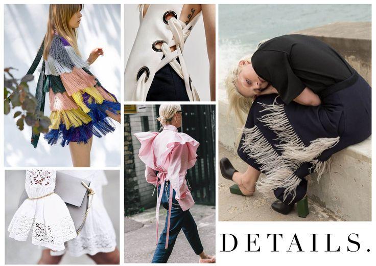 Trend Analysis Spring/Summer 2017 http://allabouttara.com/trend-analysis-ss17/ #fashionblogger #stripes #details #fringe #fashion #art #architecture #blue #fashion #style #fahionblogger #Trendanalysis #Springsummer2017 #SS17