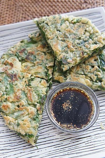 みゆき先生の簡単&おいしい韓国料理レシピ!「えごまの葉のチヂミ」 韓国料理教室 韓国グルメ 料理レシピかぼちゃの辛いため