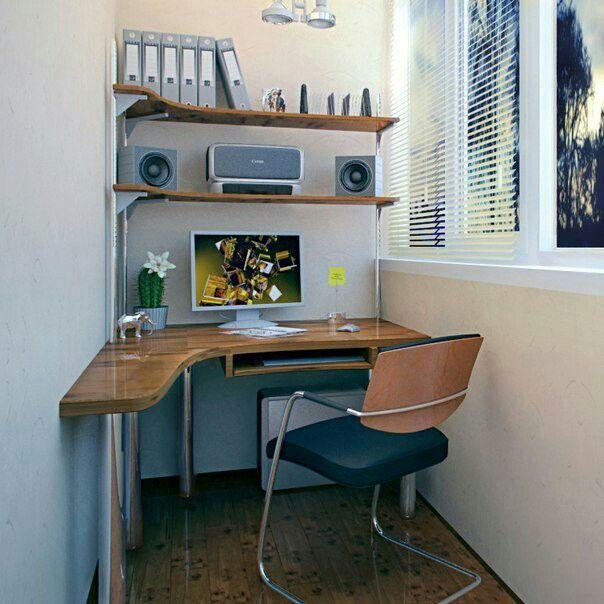 34 Best Balcony Office Images On Pinterest
