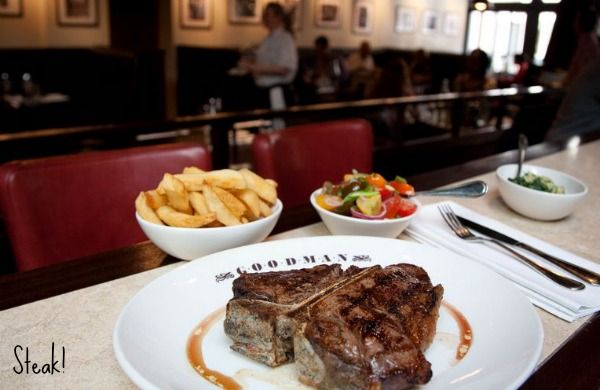 T Bone steak from Goodman in London Restaurants - 10 Dishes you Have to Try