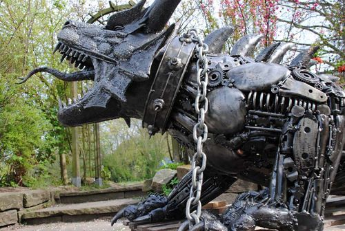 1000 Images About Metal Art On Pinterest Heavy Metal