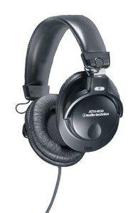 Audio-Technica ATH-M30 Professional Studio Monitor Closed-back Dynamic Stereo Headphones: Disclosure: Affiliate Link