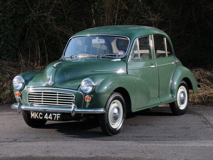 1957 Morris Minor 1000 Saloon