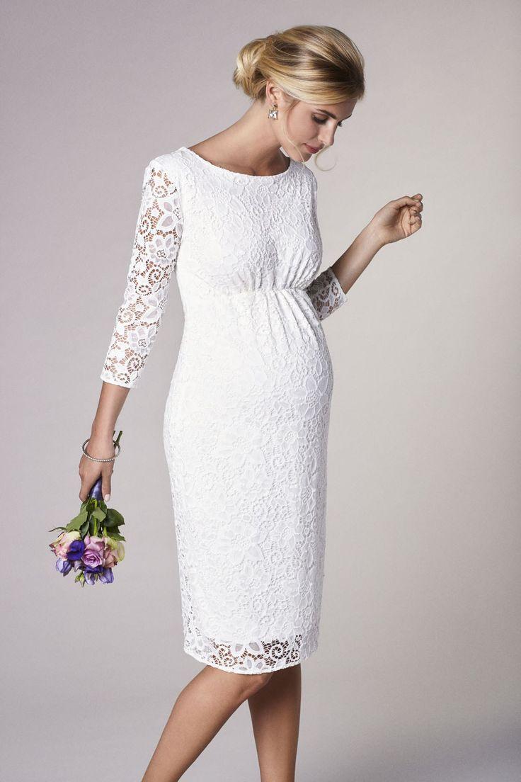 Brautkleider für Schwangere von Boesckens Erkelenz