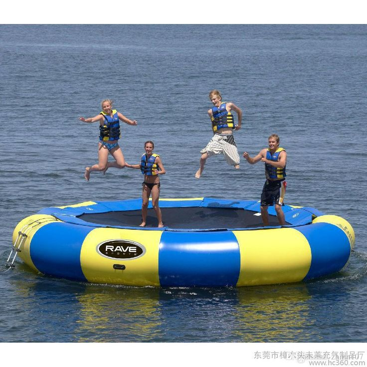 Water Trampoline Sizes 2 M,3m ,4m ,5 M Diameter Inflatable Jumping Bed Peng Peng Bed For Children And Adlult Summer Playing On The Water From Zhmn107, $748.7 | Dhgate.Com