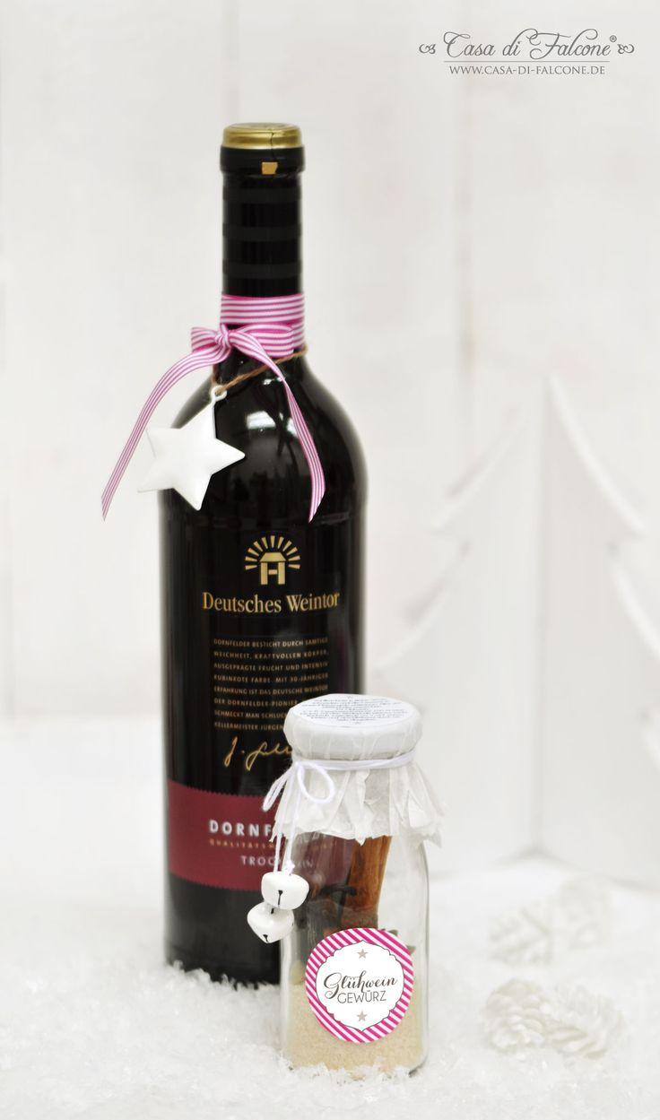 Glühwein Paket I Verpackung I Geschenke aus der Küche I Casa di Falcone