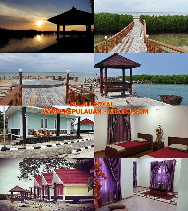 Pulau Royal Resort | Wisata Pulau Kelapa