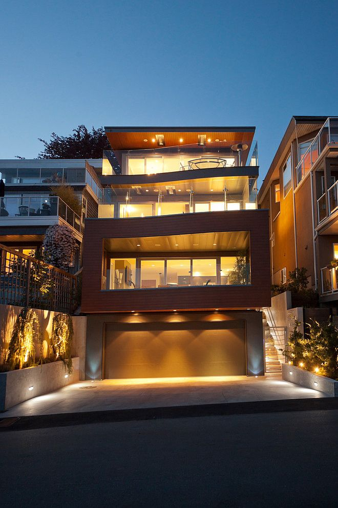 House in Vancouver by Kliewer Bros. Construction