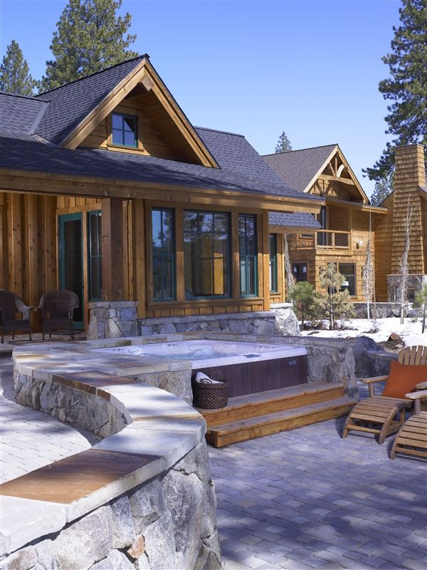 87 Best Backyard Design Images On Pinterest Hot Tubs