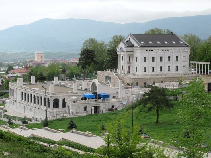 The Vallex Garden Hotel in central Stepanakert, Republic of Nagorno Karabakh, opened in 2012.