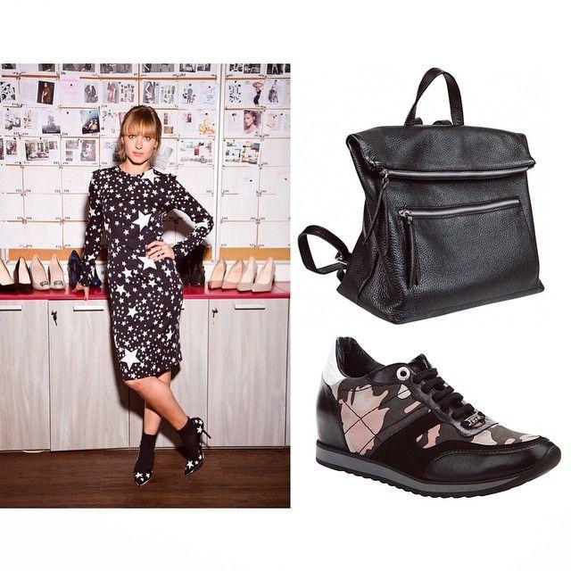 Эти кроссовки - ответ на вопрос, как носить спортивную обувь и оставаться стильной. Пара из натурального велюра на небольшой танкетке, эффектно сочетающая цвета и материалы.  http://econika.ru/catalog/view/10091218