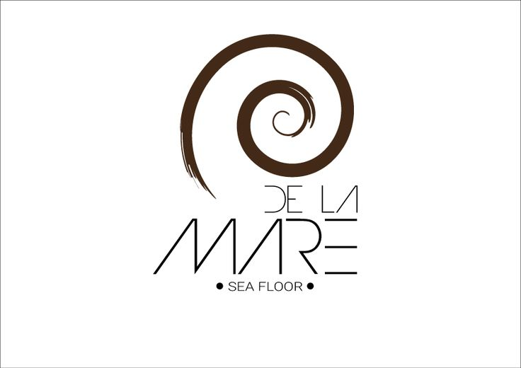 Imagotipo 'De La Mare' para Diseño Corporativo.